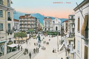 Piazza, Sorrento