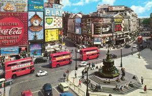 Picadilly Circus, London, England