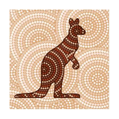 Aboriginal Abstract Art by Piccola
