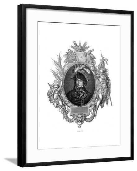 Pichegru--Framed Giclee Print