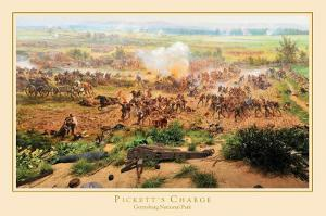Pickett's Charge Gettysburg