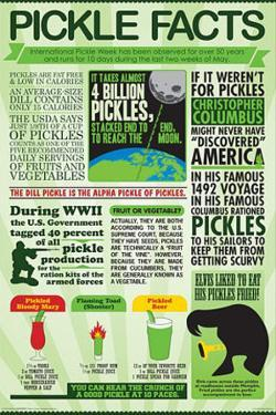 Pickle Facts Chart