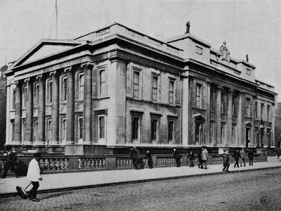 Fishmongers' Hall, City of London, 1911