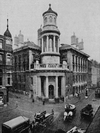 The Coal Exchange, City of London, c1910 (1911)
