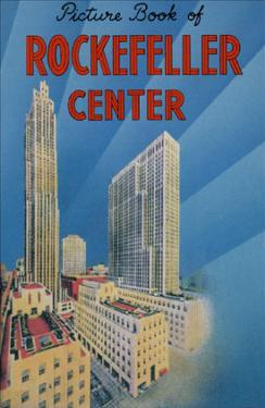 Picture Book of Rockefeller Center