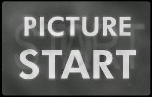 Picture Start Film Leader