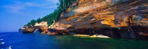 Pictured Rocks National Lakeshore, Lake Superior, Michigan, USA