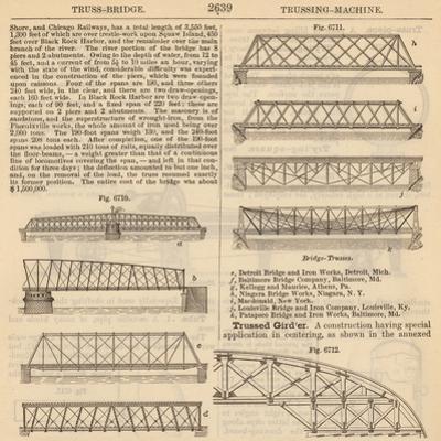 "Bridge Engineering Encyclopedia ""Truss-Bridges"" by Piddix"