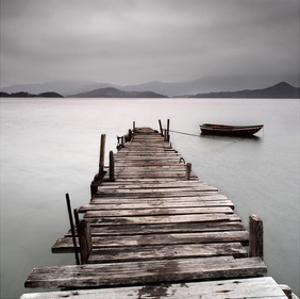 Pier And Boat II