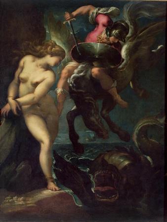 Perseus and Andromeda, c.1610