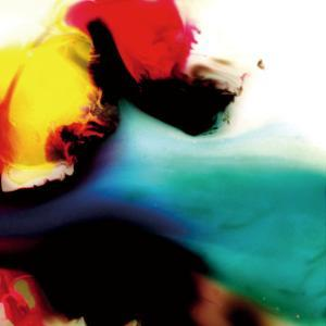 Multicolored Abstract Intersection, c. 2008 by Pier Mahieu