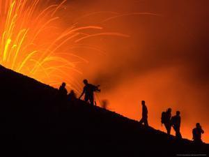 Mount Etna, Near Nicolosi, Italy by Pier Paolo Cito