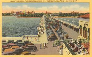 Pier, St. Petersburg, Florida