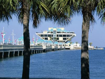 Pier, St. Petersburg, Gulf Coast, Florida, USA
