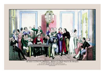 The Actor's Climax: Proteus as Manager of a Theatre Royal in the Metropolis by Pierce Egan