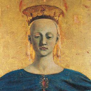 Polyptych of the Misericordia (Virgin of the Mercy) by Piero della Francesca