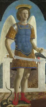 Saint Michael the Archangel, 1469 by Piero della Francesca
