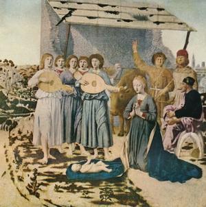 The Navitity, c1470, (1911) by Piero Della Francesca