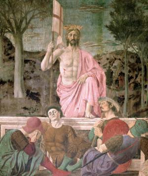 The Resurrection, circa 1463 by Piero della Francesca