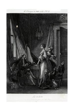La Toilette, 1771