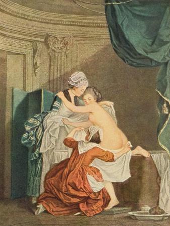 The Bath, by Nicolas Francois Regnault