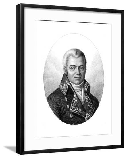 Pierre Aug Broussonet--Framed Giclee Print