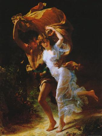 Bequest of Catherine by Pierre-Auguste Cot