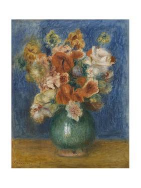 Bouquet by Pierre-Auguste Renoir