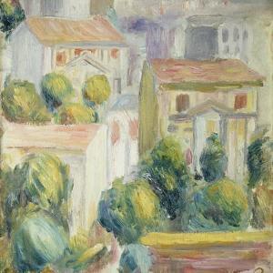 Cagnes by Pierre-Auguste Renoir