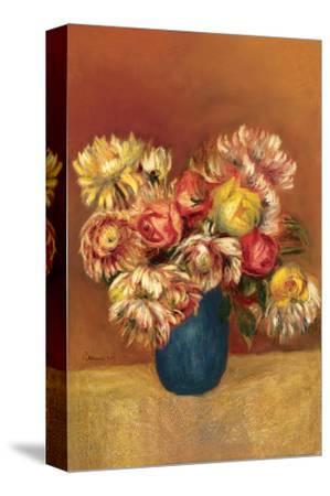 Chrysanthemums by Pierre-Auguste Renoir