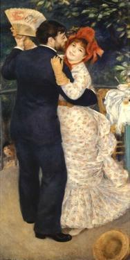 Danse à la campagne by Pierre-Auguste Renoir