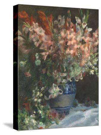 Gladioli in a Vase, C. 1875
