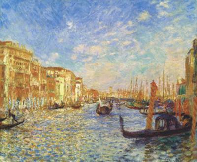 Grand Canal, Venice, 1881