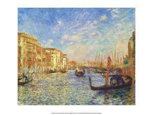 Grand Canal, Venice, 1881 by Pierre-Auguste Renoir