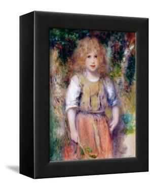 Gypsy Girl, 1879 by Pierre-Auguste Renoir