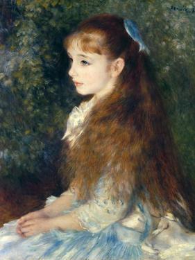 Irene Cahen D'Anvers, 1880 by Pierre-Auguste Renoir