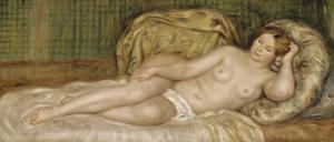 Large Nude, 1907 by Pierre-Auguste Renoir