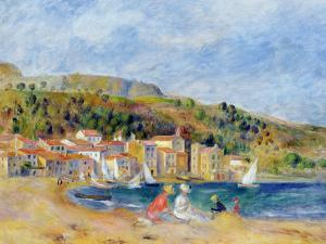 Le Lavandou by Pierre-Auguste Renoir