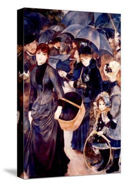 Les Parapluies by Pierre-Auguste Renoir