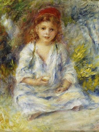Little Algerian Girl, circa 1881