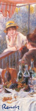 Luncheon (Detail) by Pierre-Auguste Renoir