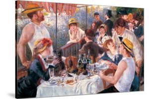Luncheon by Pierre-Auguste Renoir