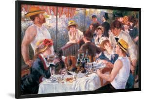Luncheon by Pierre-Auguste Renoir