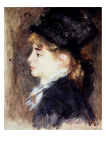 Margot by Pierre-Auguste Renoir