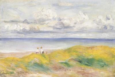 On the Cliffs, 1880