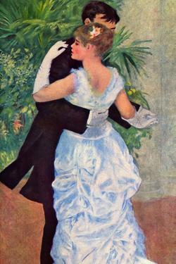 Pierre-Auguste Renoir (Dance in the City) by Pierre-Auguste Renoir
