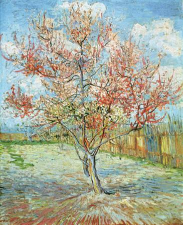 Pink Peach Tree, by Pierre-Auguste Renoir