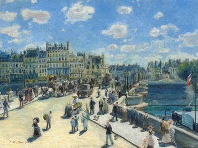 Pont-Neuf, 1872