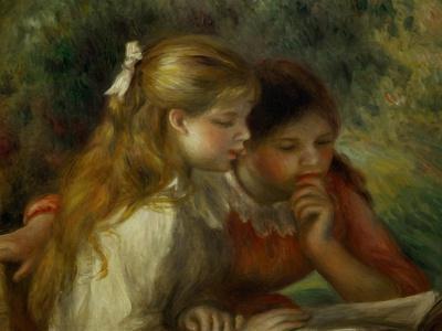Reading (La Lecture), 1890-1895