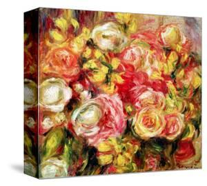 Roses, 1915 by Pierre-Auguste Renoir